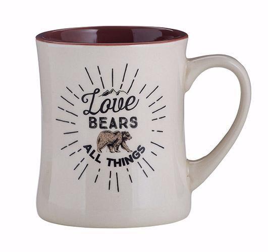 Love Bears All Thing/Creature Comforts (15 Oz), Mug