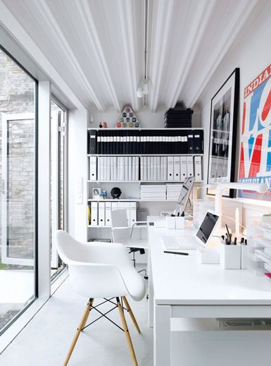 belle maison: Great Design Ideas for Your Home Office