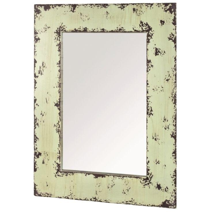 Der Spiegel im Vintage-Look ist ein absoluter hingucker für jeden Raum. #Spiegel#Vintage#Retro