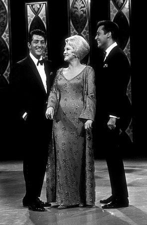 Dean Martin, Peggy Lee, and Jack Jones on The Dean Martin Show - undated MR