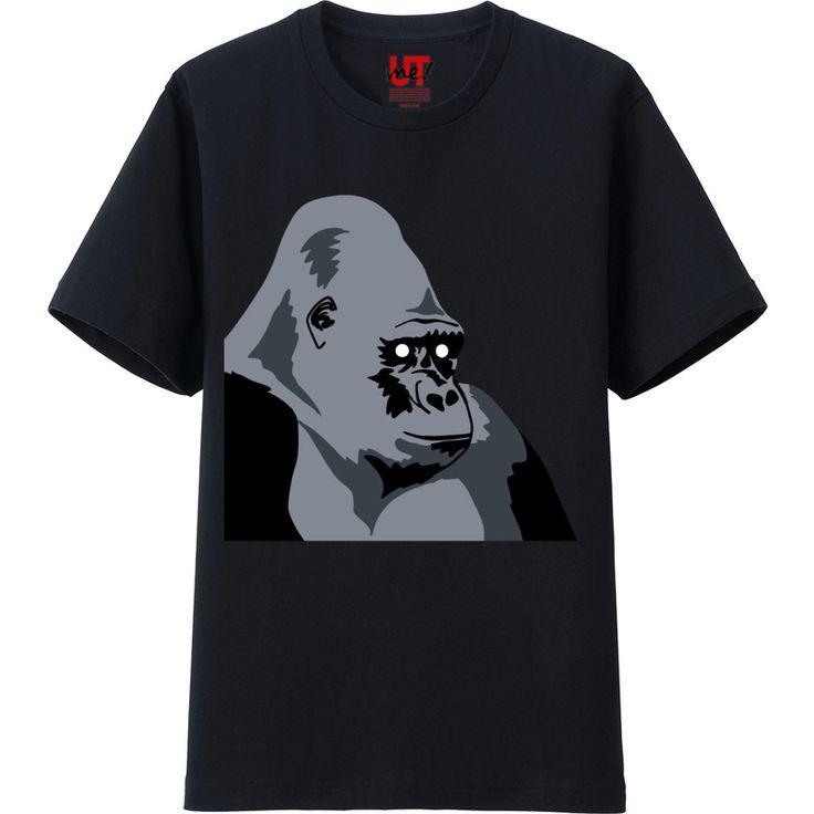 ゴリラTシャツ Gorilla T-shirt