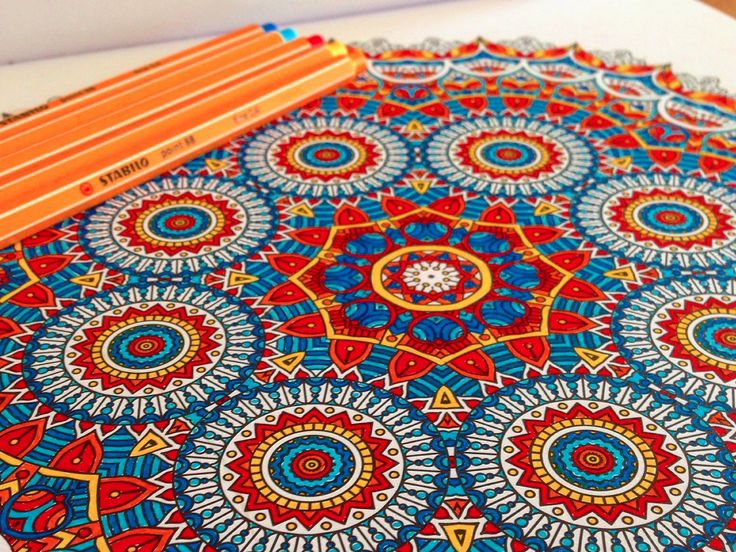 Bestselling Adult Coloring Books Gain Popularity For Stress Relief