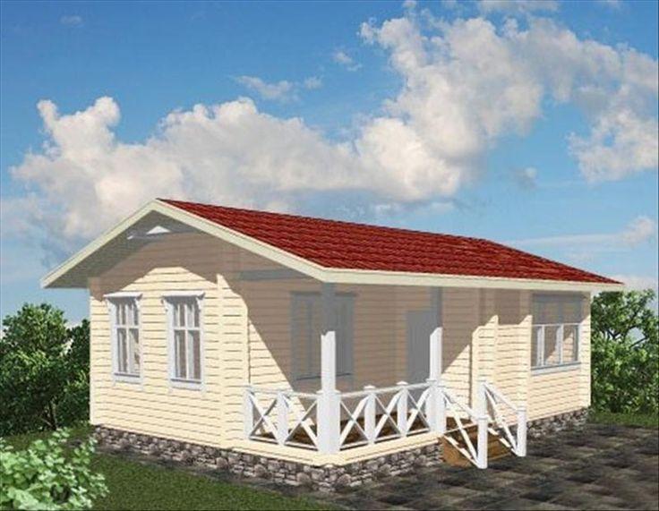 дом из бруса ДО-32