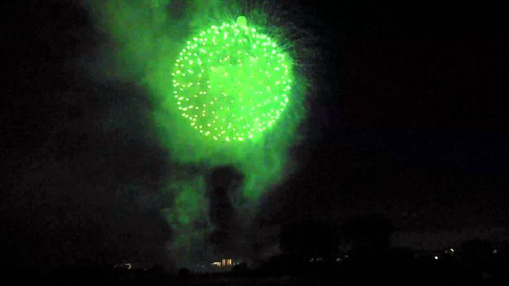 枇杷島の花火大会_2015