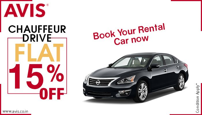 What can be more luxurious than a chauffeur driven car ride? Gift yourself the fun treat of availing AVIS India's chauffeur transfer at 15% flat off schemes. AVIS India covers more than 42 locations all over the country and drives you from office to Airport, wherever you want. You would be happy to know that you can expect a secured journey with our PAN India certified chauffeurs who are well-trained as well. Visit our website and book your seats now!