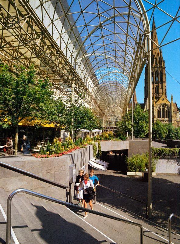 Melbourne City Square 80s!
