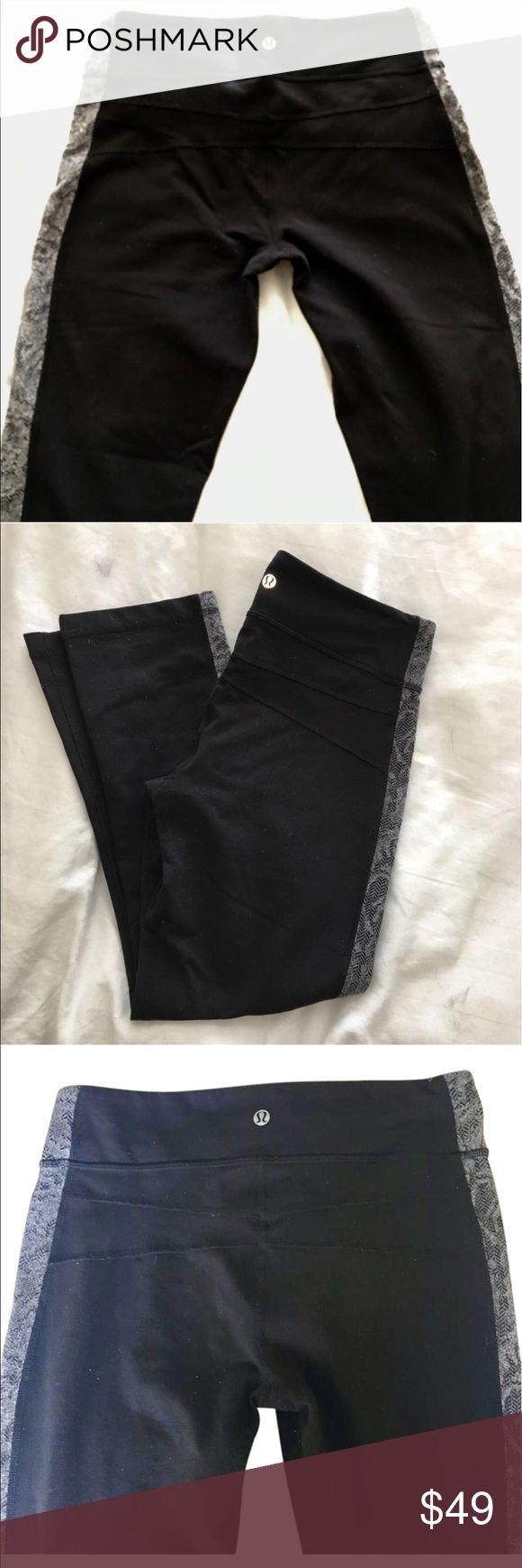 🍋 lululemon 🍋 crop leggings 🍋 lululemon 🍋 crop leggings lululemon athletica Pants Leggings