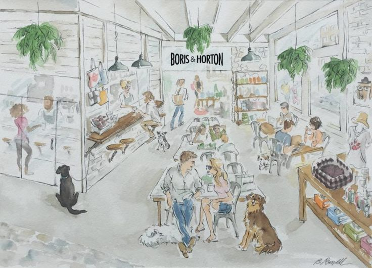 We've seen several cat cafés open their doors for business, but the world has been long overdue for a canine counterpart. A place where dog people can sip coffee and chat with pals in the company of our beloved pooches. The …