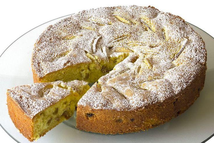 Semplice e nutriente è forse una delle torte più adatte alla prima #colazione e a #merenda! Una carica importante per affrontare la giornata con fantasia! #Torta di #riso