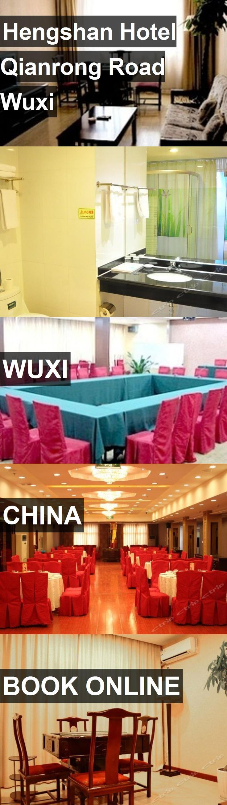Hengshan Hotel Qianrong Road Wuxi in Wuxi, China. For more information, photos, reviews and best prices please follow the link. #China #Wuxi #travel #vacation #hotel
