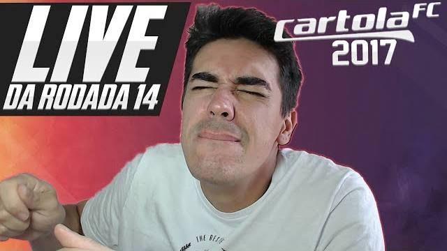 🔴 Camillo JOGA10 está ao vivo: LIVE RODADA 14 CARTOLA FC 2017 - DICAS E TIMES