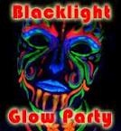 Blacklight Glow Party