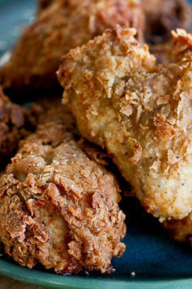 Pioneer Womans Buttermilk Fried Chicken