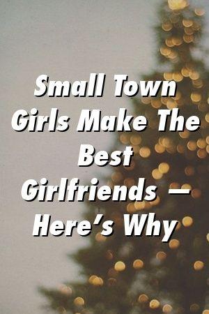 As meninas de cidade pequena são as melhores amigas – eis o porquê   – Relationship lover