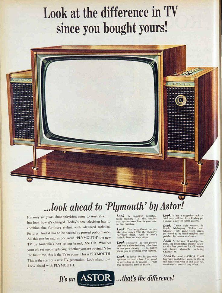 182 best _Retro TV images on Pinterest   Vintage tv, Tv sets and ...