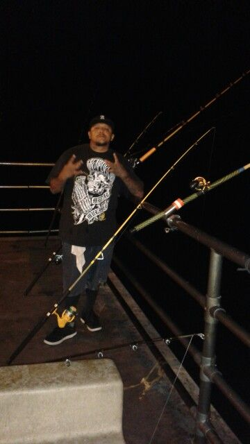 115 best images about surf pier fishing salt water on for Surf fishing at night