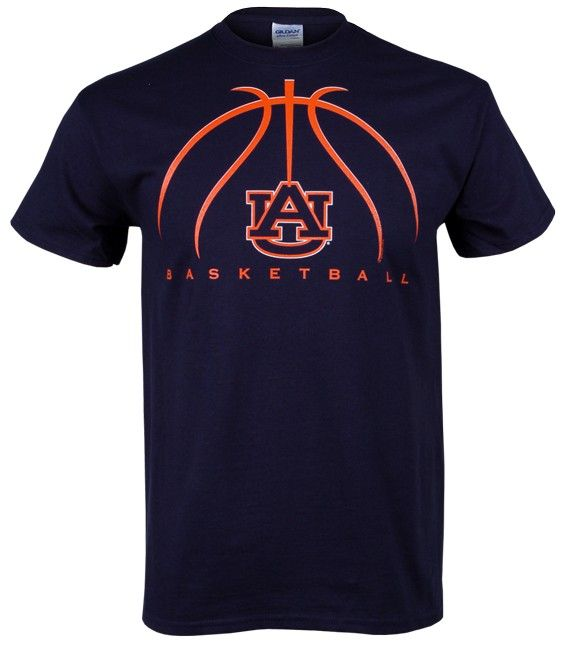 basketballspiritshirts auburn basketball 2012 adult t shirt navy - Basketball T Shirt Design Ideas