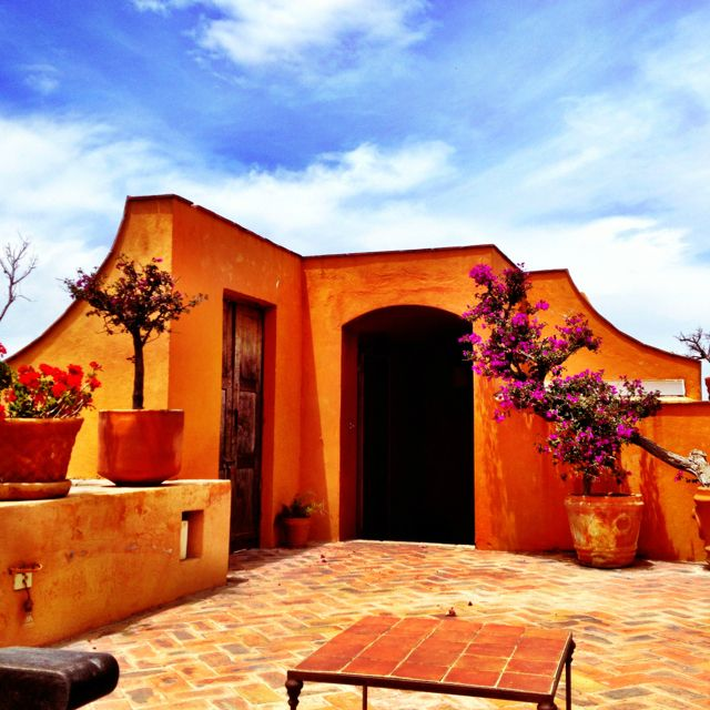 Interior House Colors House Front Design: 1000+ Images About Mexican Interior / Exterior Design On