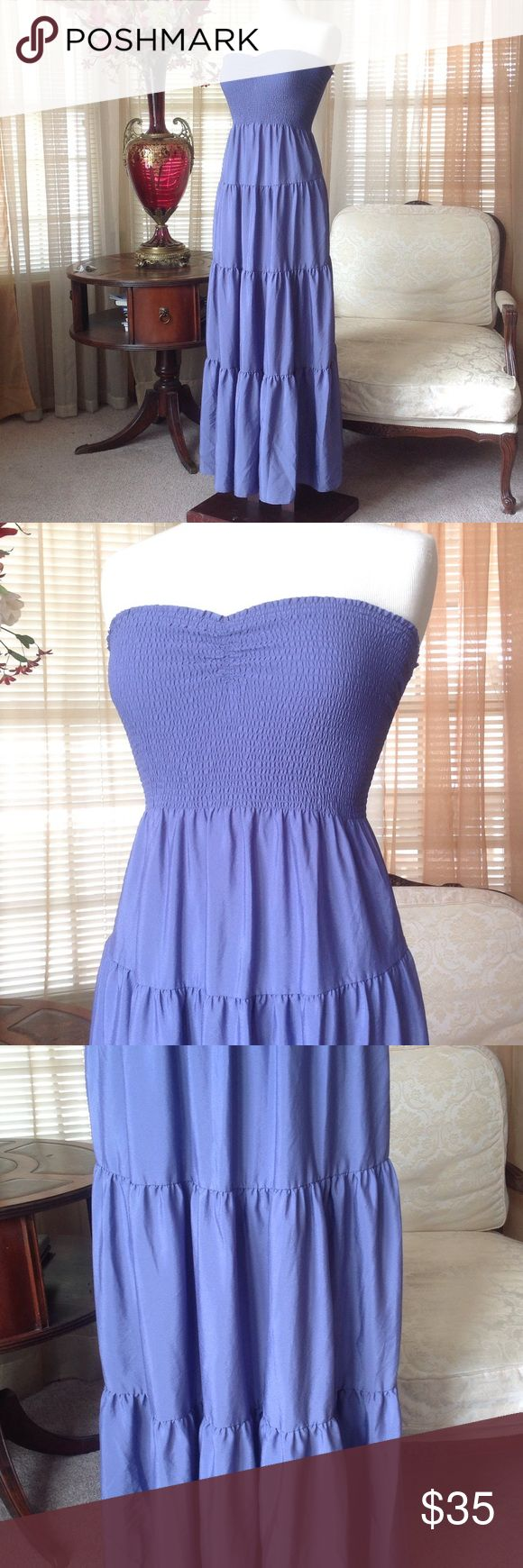 "Moda international purple maxi dress No signs of wear. It's 50.5"" long measuring on the mannequin.                                 d Moda International Dresses Maxi"