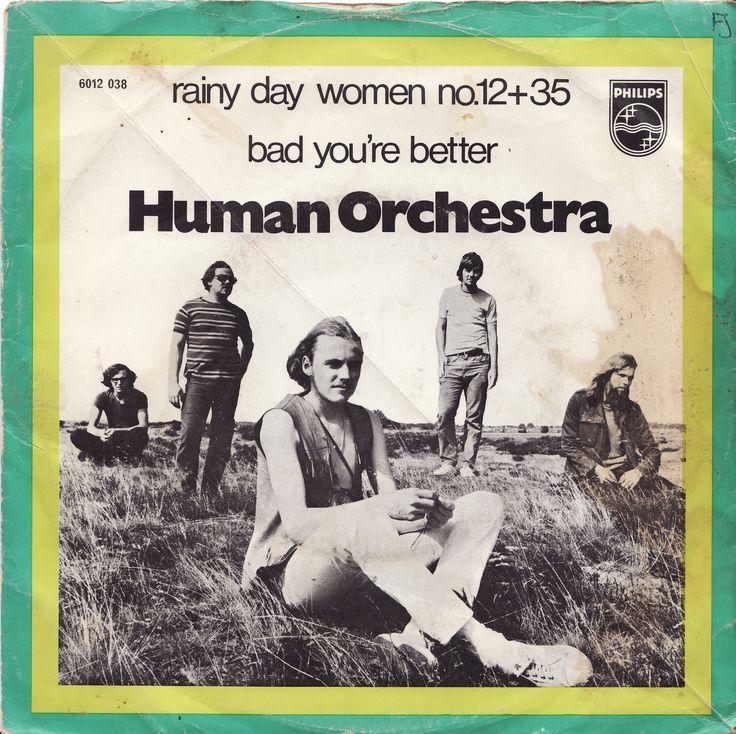Human Orchestra - Emmen/Drenthe - 1e single