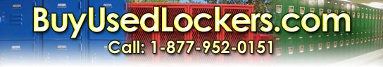 New & Used Lockers for Sale, School Lockers, Gym Lockers, Metal Storage
