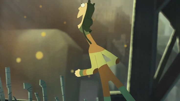"""Soapy Trip"" is a short animated movie created by Gobelins students De Sylvain FABRE, Guillaume FESQUET, Adeline GRANGE, Julien ROSSIRE and Clara VOISIN.  Synopsis 