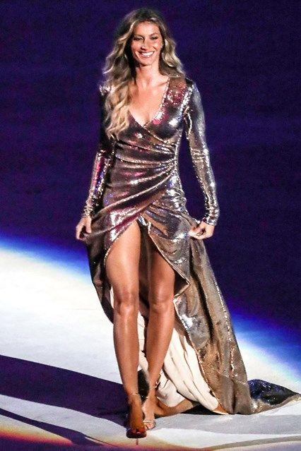 The Rio Olympics: Gisele Uninterrupted http://ift.tt/2aUmEGk #BritishVogue #Fashion