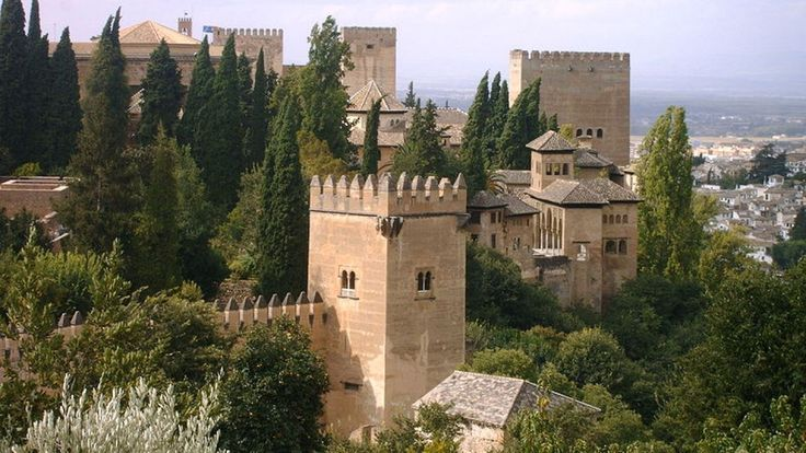 أن تقع الأندلس وما هي حدودها Spain Travel Alhambra Granada Andalusia
