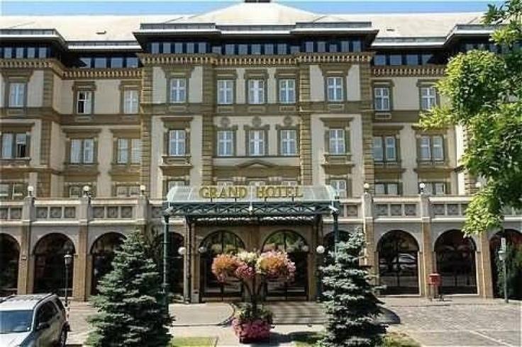 Grand Hotel Margitsziget - We Love Budapest