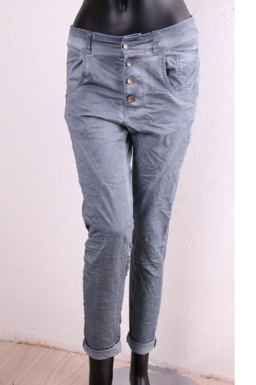 Prepair coated pant Lg blue 149 - Bukser - MaMilla
