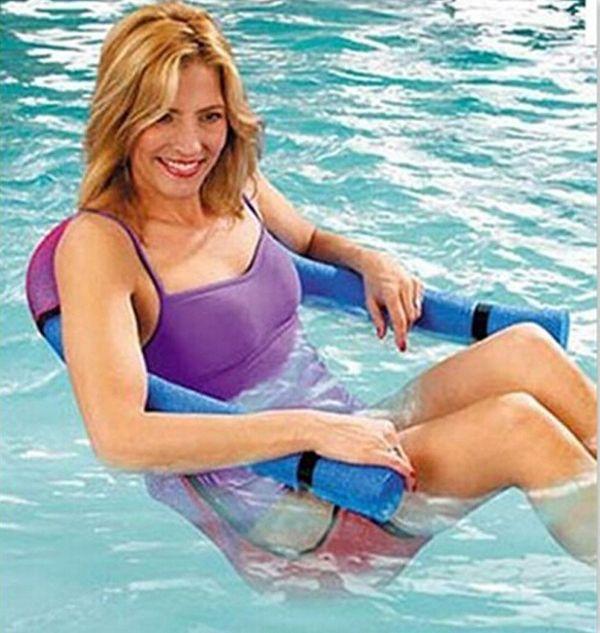 Новый Бассейн Стул Плавающей Строки Плавающей Кровать Kickboard Детский Стик Для Взрослых Плавающей Кольцо купить на AliExpress
