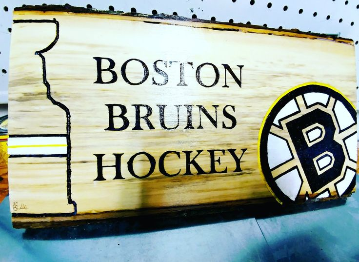 #bostonbruins #doncherry #woodburning #pyrography #dremelart #basswood