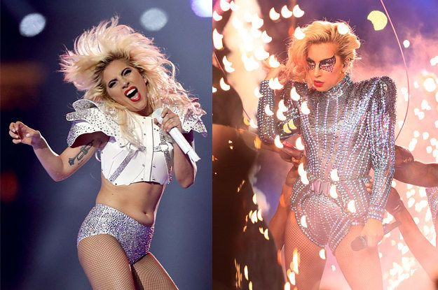 Lady Gaga's Super Bowl Halftime Show Got A Shit Ton Of Emmy Nominations