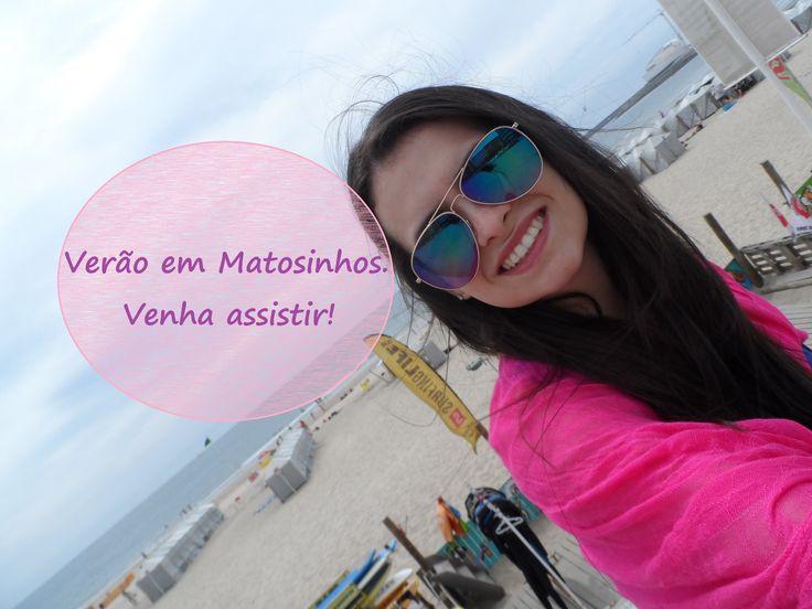 Portugal | Praia de Matosinhos: Verão?
