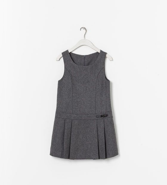 Image 1 of UNIFORM DRESS from Zara