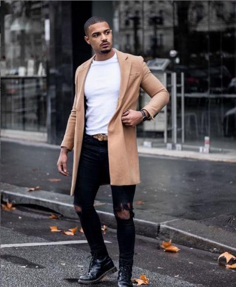 10+Men's Fashion Style - Fashion Looks 2019