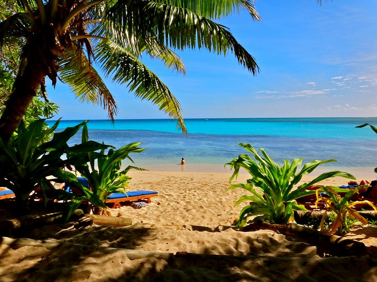 Nacula Island, Fiji   7 Wonders of the Backpacker's World