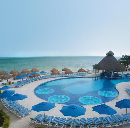 Temptation Resort & Spa, Cancun