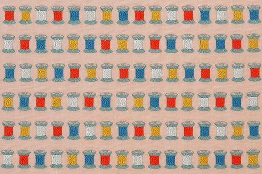 bobbin: textile | minä perhonen