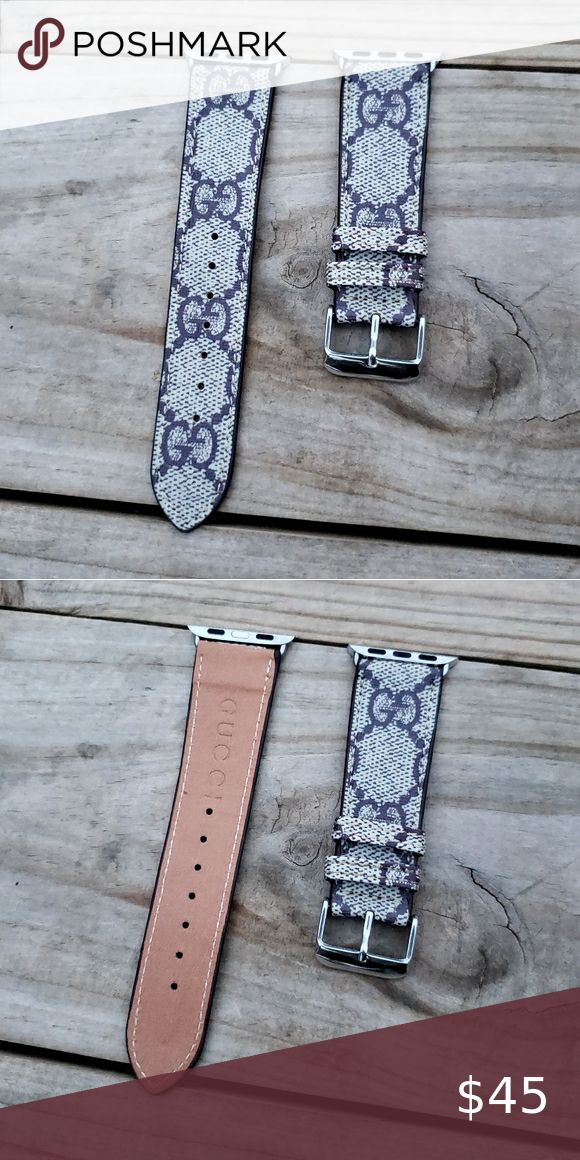 Apple watch Gucci wristband in 2020 (With images) Gucci