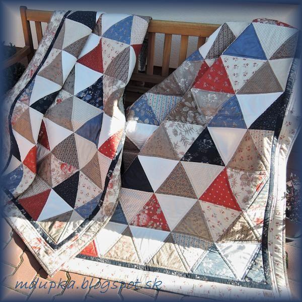 Dvojičky / Artmama.sk / Patchwork blankets