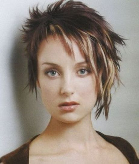 Edgy Punk Haircuts: Best 25+ Short Punk Hairstyles Ideas On Pinterest