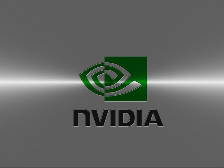 Nvidia Logo HD Wallpaper 1080p