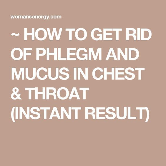 How To Get Rid Of Dog Phlegm