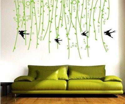 Aquire Extra Large PVC Vinyl Sticker Price In India   Buy Aquire Extra  Large PVC Vinyl · Tree Wall DecalsNursery ... Part 48