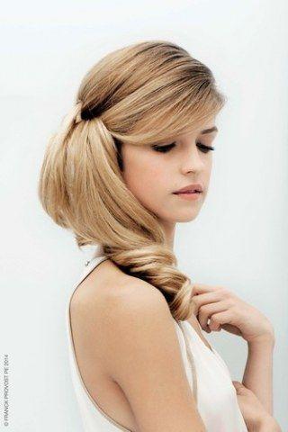19 mejores imágenes de coiffure en pinterest | peinados, recogidos