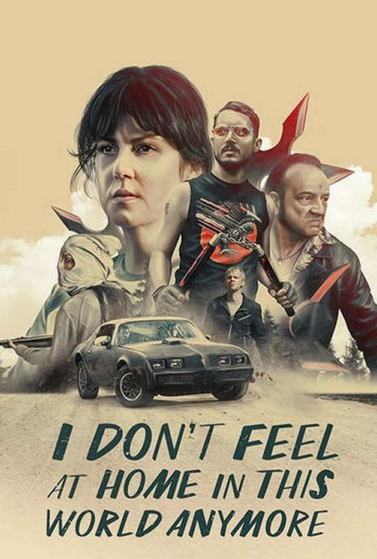 Read the I Don't Feel at Home in This World Anymore. (2017 ...