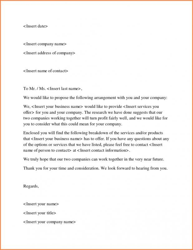 How To Write A Proposal Letter Proposal Letter Business Proposal Letter Business Proposal Template What is a proposal letter