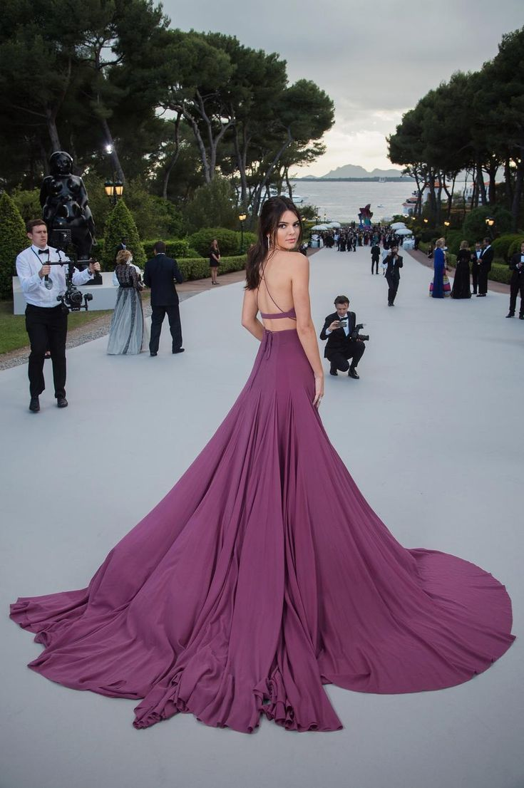 Cannes 2015 fashion: Kendall Jenner looked like a beautiful sugar ...