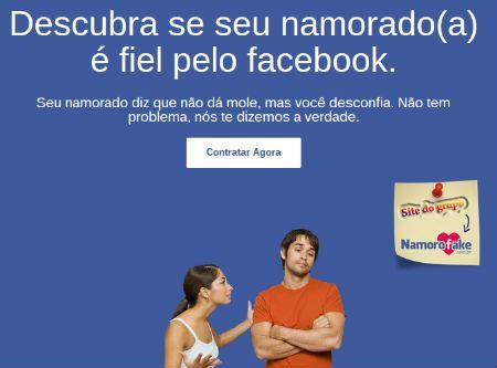 Saiba como testar a fidelidade e descobrir traição no Facebook